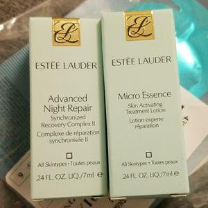 Estee Lauder Advanced night repair + micro essence